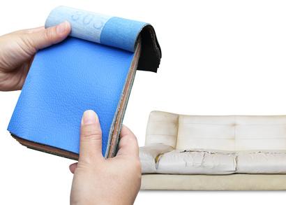 Leather Sofa Restoration service